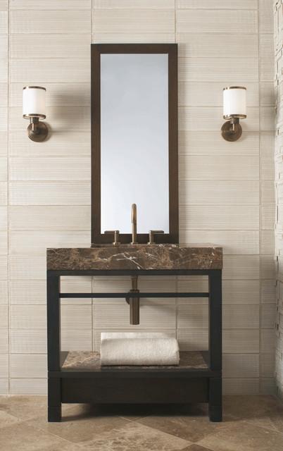Ann Sacks Ceramic Tile Bathroom By Ann Sacks