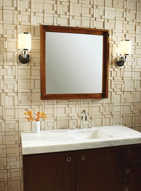Ann Sacks Koi Ceramic Tile Bathroom Chicago By Ann Sacks