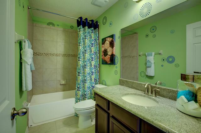 Anna Marie Traditional Bathroom Orlando By Michael