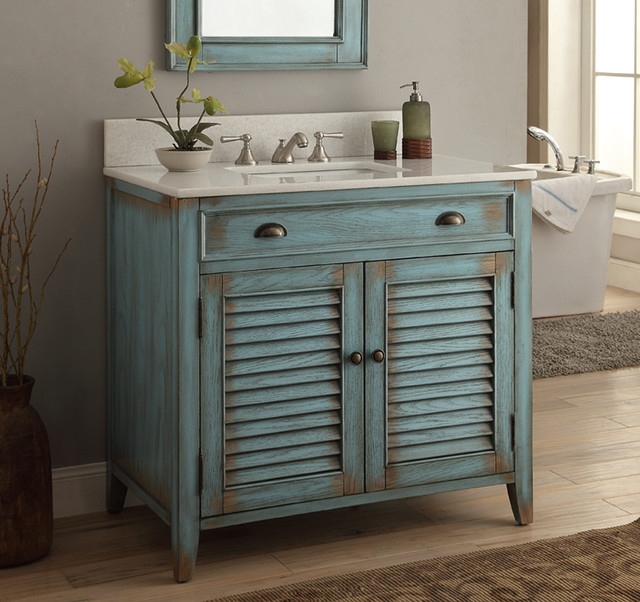 Antique Vintage Wood Rustic Bathroom, Rustic Bathroom Vanity Ideas