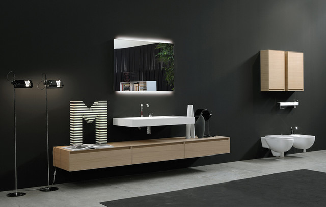 antonio lupi panta rei collection moderne salle de bain vancouver par ambient bathrooms. Black Bedroom Furniture Sets. Home Design Ideas