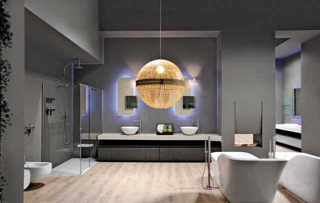 Antonio Lupi Panta Rei Collection Modern Bathroom