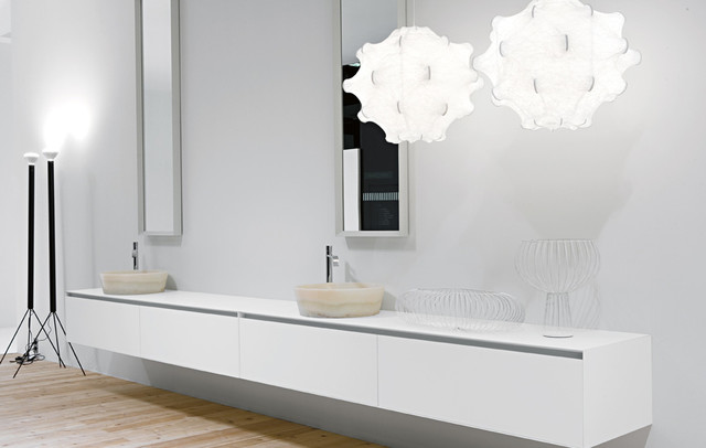 Great Bathroom Light Fixture With Outlet Outdoor Ceiling: Antonio Lupi Panta Rei Collection