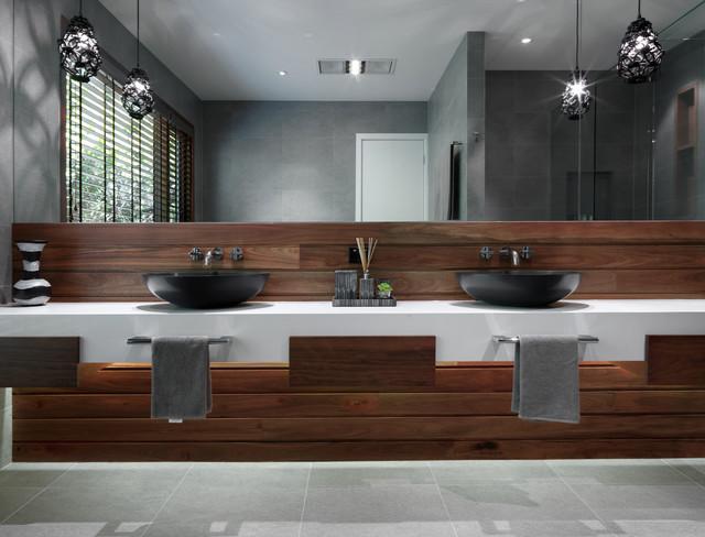 Apaiser eclipse basins contemporary bathroom melbourne by apaiser - Bathroom accessories melbourne ...