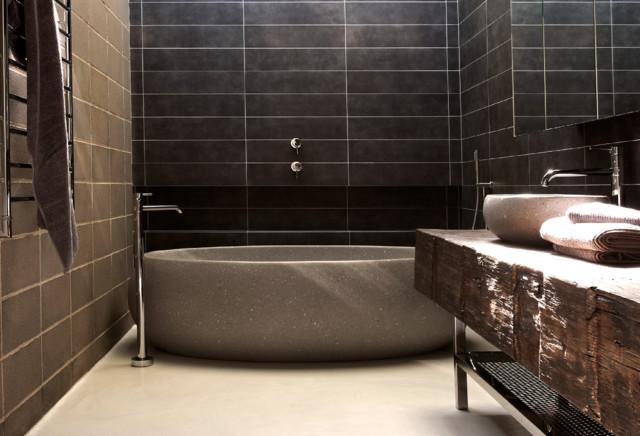 apaiser lotus bathtub modern bathroom melbourne by apaiser. Black Bedroom Furniture Sets. Home Design Ideas