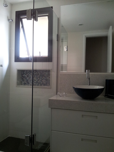 Apartamento Ipanema Eclectic Bathroom Other By Ana