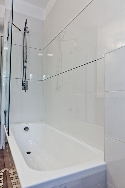 Apartment - Hadar Yosef ,Tel Aviv modern-bathroom