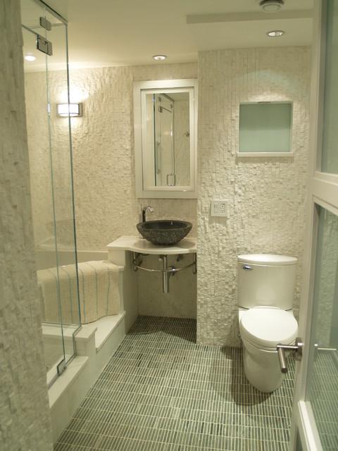 Salle de bain 2m sur 2m