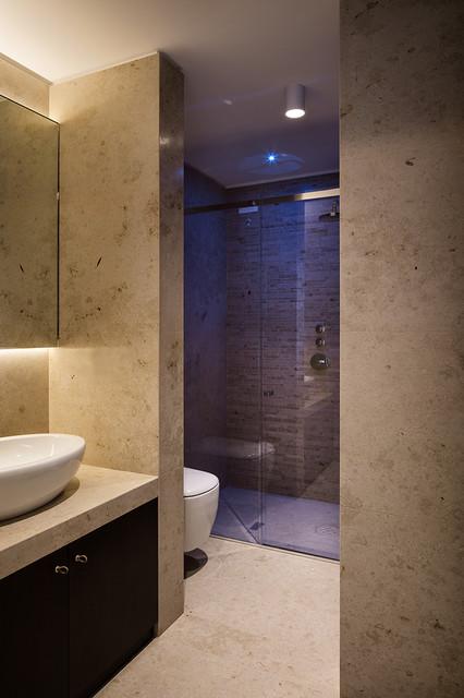 Apartments In Milan Italy Contemporary Bathroom Milan By A2t Studio Milano
