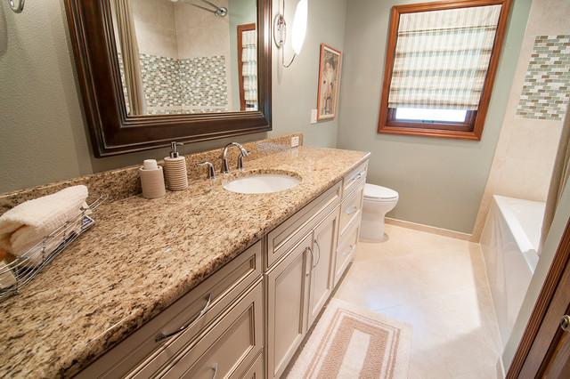 apopka guest bath remodel eclectic bathroom other