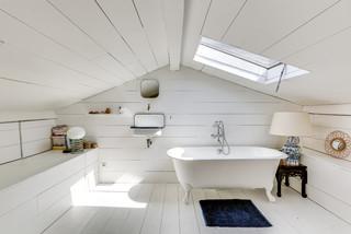 Salle de bain romantique : Photos et idées déco de salles de ...