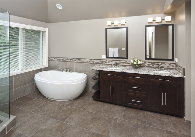 April Bettinger, Nip Tuck Remodeling contemporary bathroom