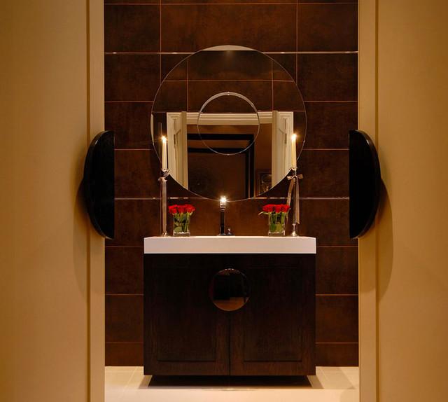 April Hamilton contemporary-bathroom