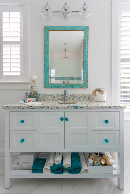 Vanity Hardware That Adds A Stylish