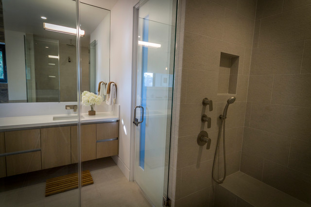 Arby drive midcentury bathroom los angeles by for Landscape architects bath