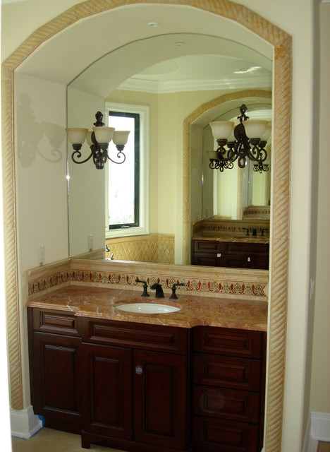 arched mirrors bathroom arched mirror 10122