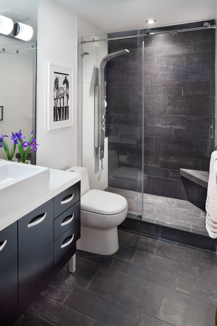 architectural design build firm anthony wilder design ForCondo Bathroom Designs