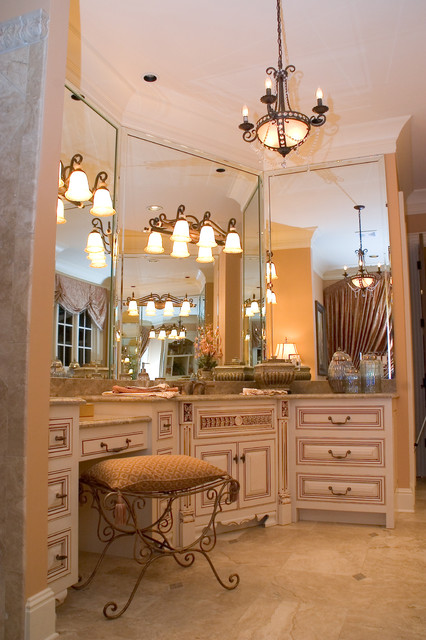 Architectural Details traditional-bathroom