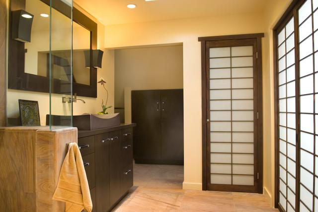 Architecture and Interior Design asian-bathroom