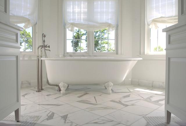 Architecture and Interior Design traditional-bathroom