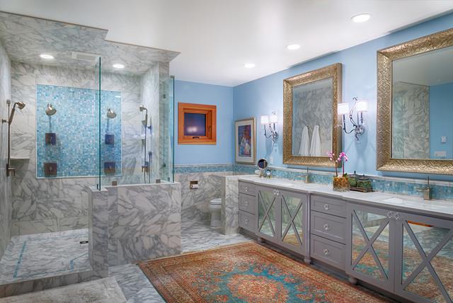 Arlington contemporary-bathroom