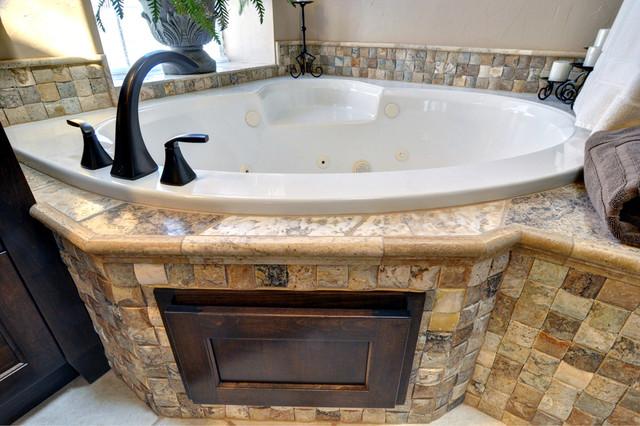 Arlington / Bathroom - Traditional - Bathroom - dallas ...