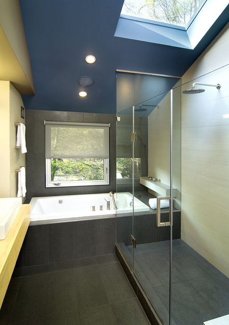 Arlington Residence contemporary bathroom