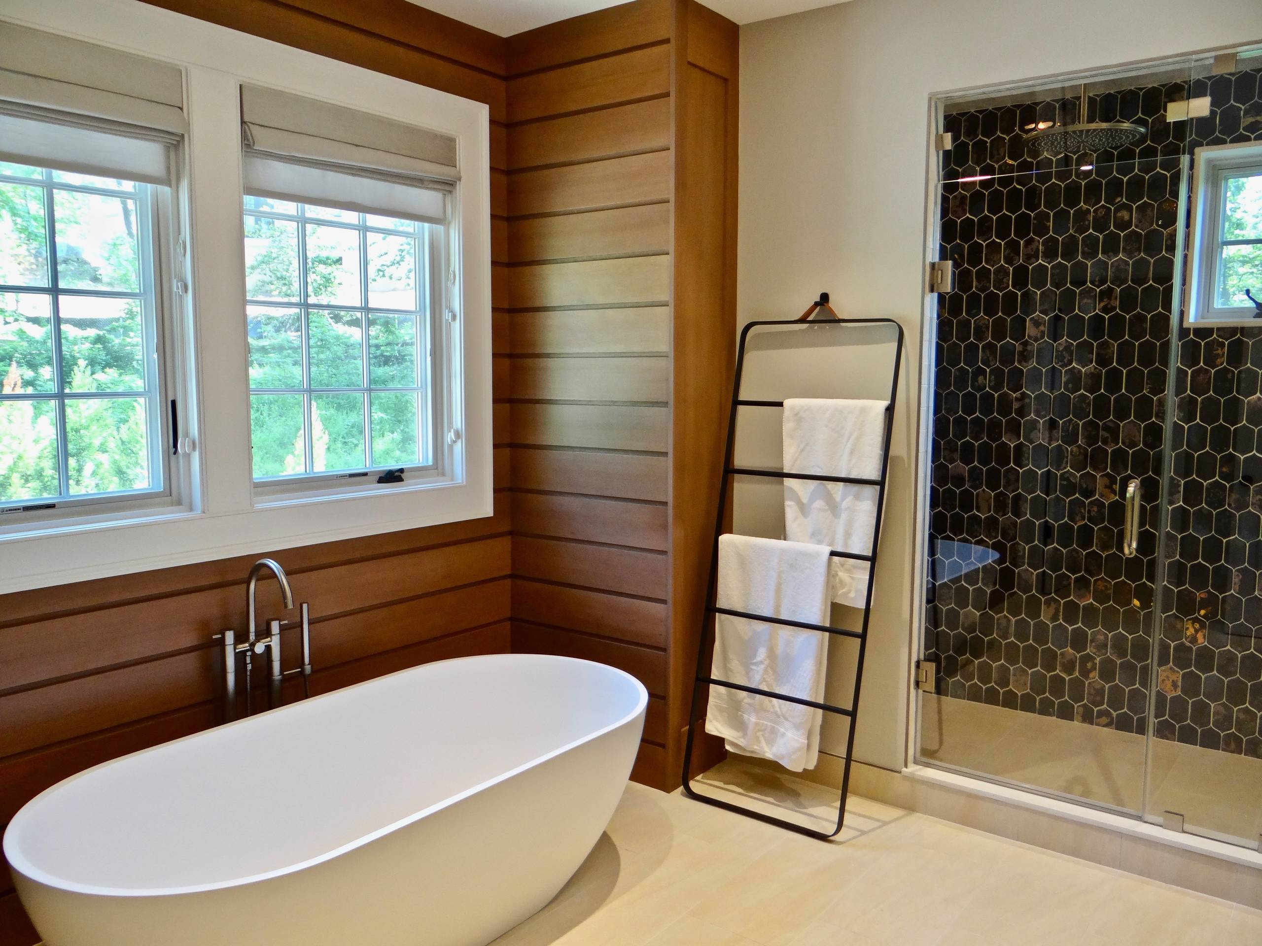 Arlington Soft Modern Bathroom