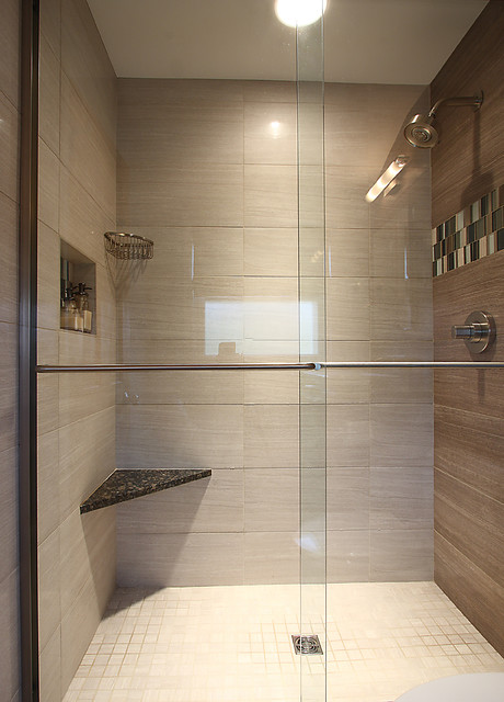 Arlington va kitchen bathroom remodels contemporary bathroom dc metro by nvs Bathroom remodeling arlington va