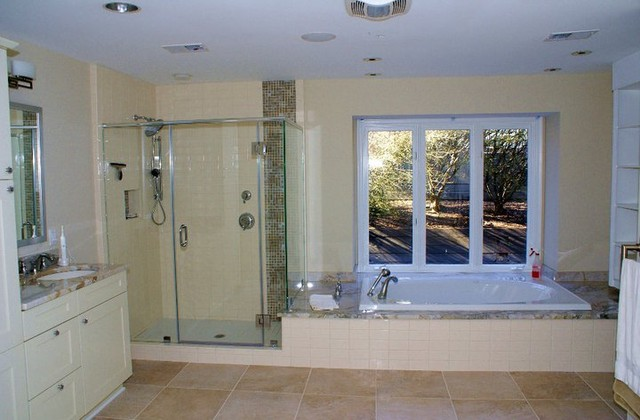 Arlington va whole house remodel contemporary bathroom dc metro by matthew bowe Bathroom remodeling arlington va