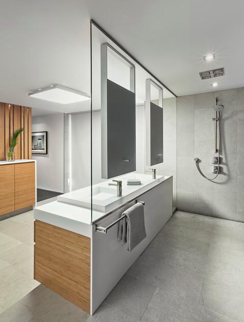 5 inspiring contemporary bathroom design ideas bg property styling - Bathroom design toronto ...