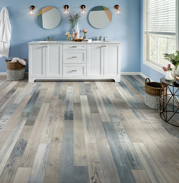 How To Cover Up Ugly Floors Without Retiling