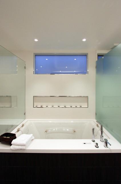Armstrong Residence modern-bathroom