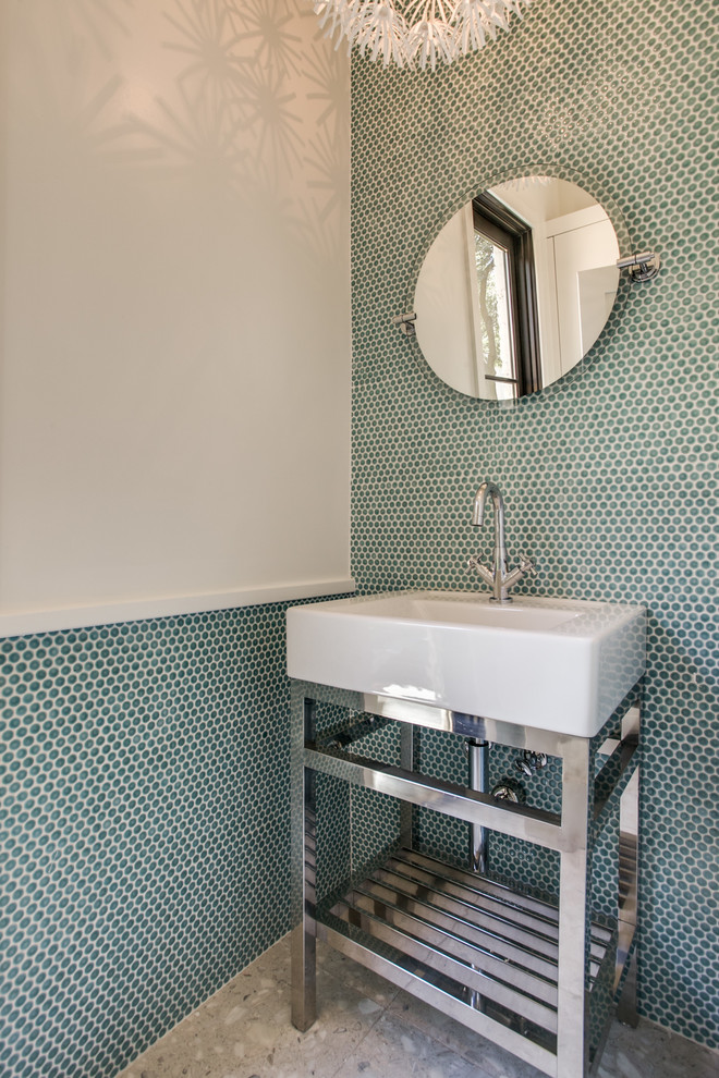 Armstrong {University Park} - Transitional - Bathroom ...