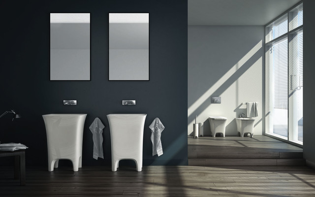 Art Ceram Italian Bathroom Design