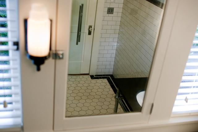 art deco bathroom - klassisch - badezimmer - sonstige - von atomic, Hause ideen