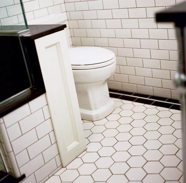 Art Deco Bathroom Traditional