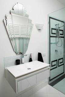 Contemporary Bathroom by Brisbane Interior Designers