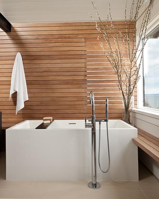 Art House master bathroom modern-bathroom
