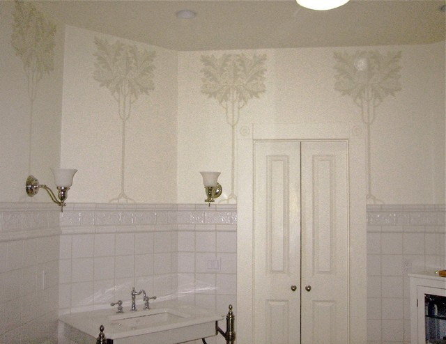 Art Nouveau Bath Traditional Bathroom Newark By