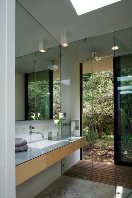 Art Port - Modern - Bathroom - New York - by Stelle Lomont Rouhani ...