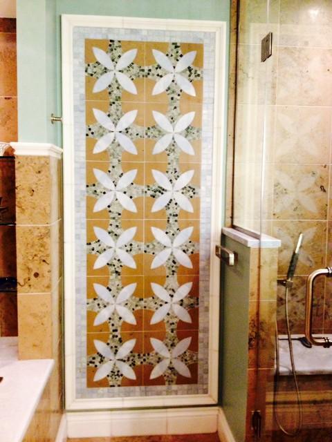 Jablonsky Residence-Master Bathroom eclectic-bathroom