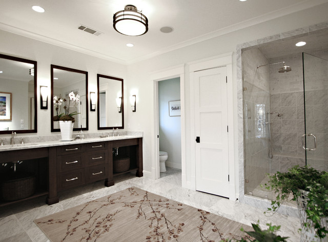 Arts & Crafts Bathroom - traditional - bathroom - atlanta - by ...