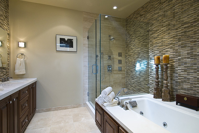 Ashbury Heights contemporary bathroom