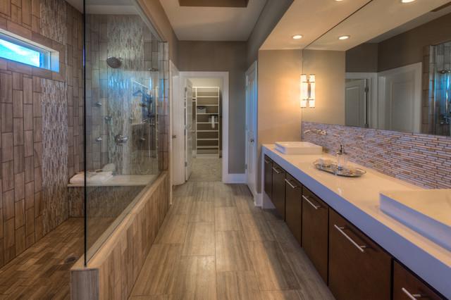 Ashton Woods Homes Bathrooms Contemporary Bathroom