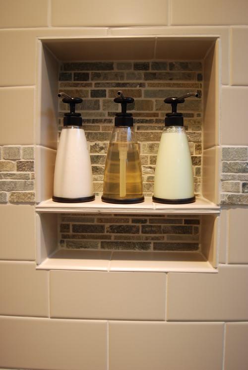Decorative Shampoo Bottles
