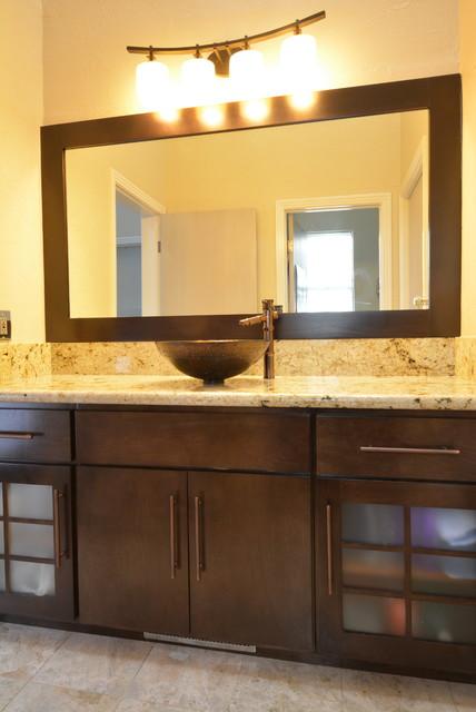 Asian design vanity for Asian style bathroom vanities