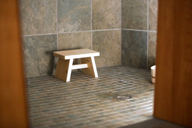 Asian Inspired Bath Ideas traditional-bathroom