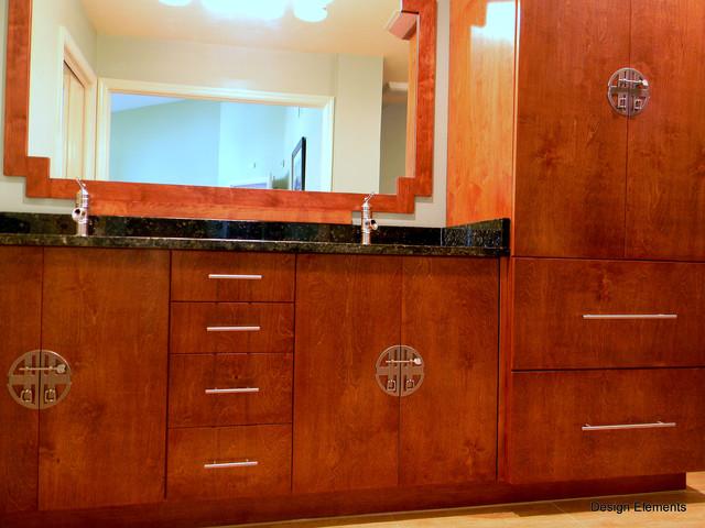 Asian Inspired Master Bath Asian Bathroom Part 39