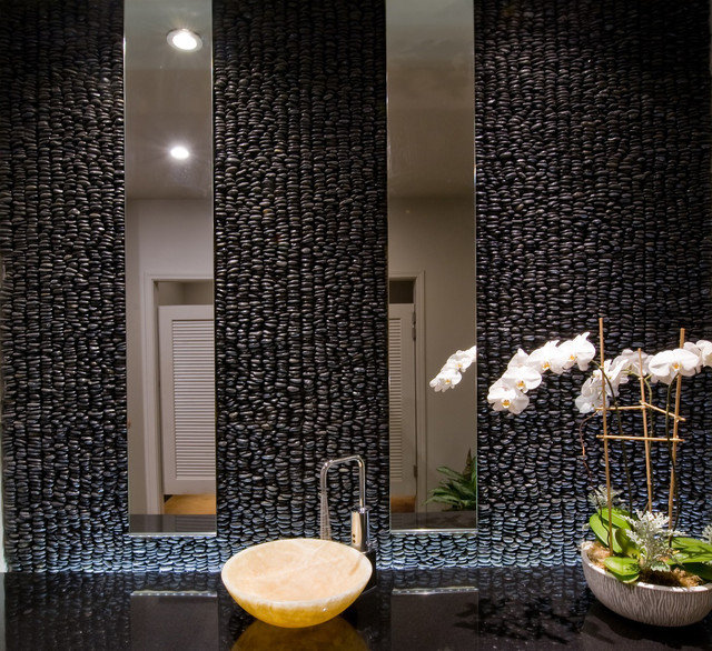 asian spa vanity - contemporary - bathroom - hawaii -mcyia